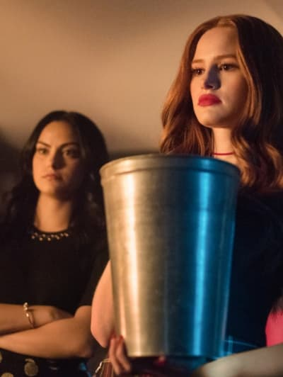 What's In The Cylinder? - Riverdale Season 3 Episode 8