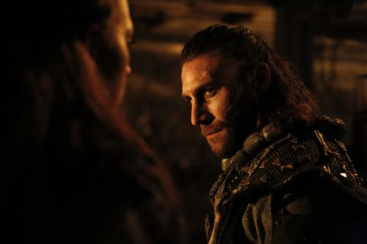 Roan — The 100 Season 4 Episode 10