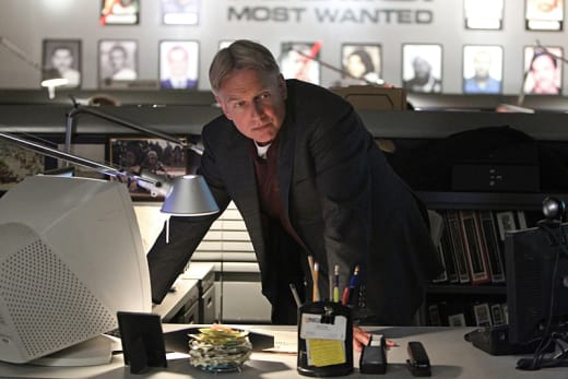 Facing Gibbs - NCIS