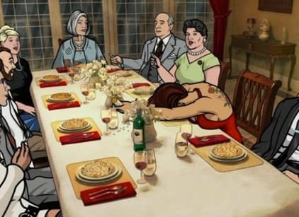 Watch Archer Season 1 Episode 4 Online