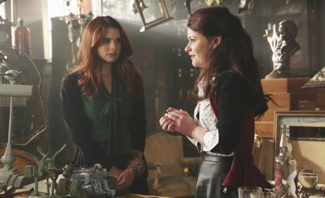 Ariel and Belle - Once Upon a Time