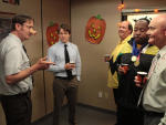 The Office Halloween Party