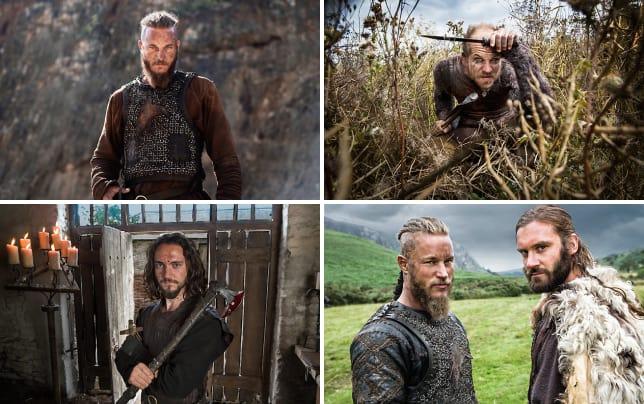 Vikings Cast Talks Season 2, Evolving Relationships