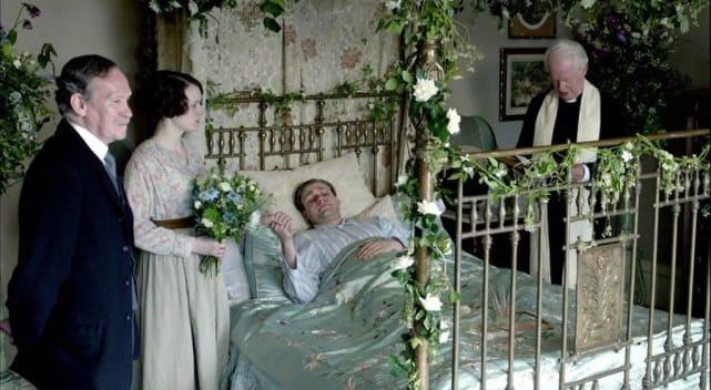 William/Daisy - Downton Abbey