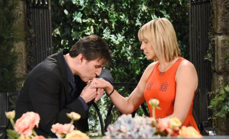 Deimos Woos Nicole - Days of Our Lives