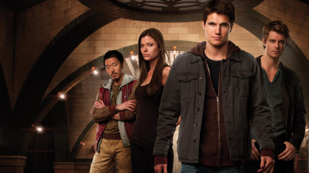 The Tomorrow People Cast Pic