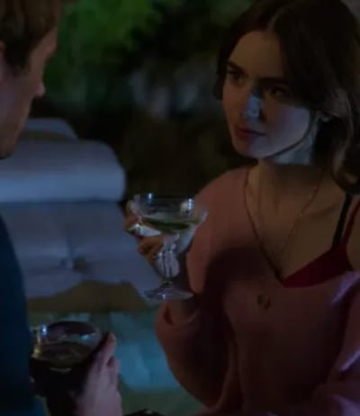 Emily and Camile's Brother - Emily in Paris Season 1 Episode 8