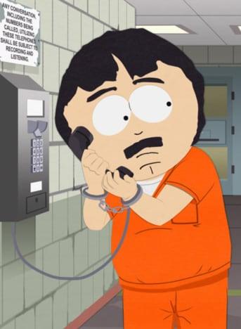 Lock Him Up - South Park