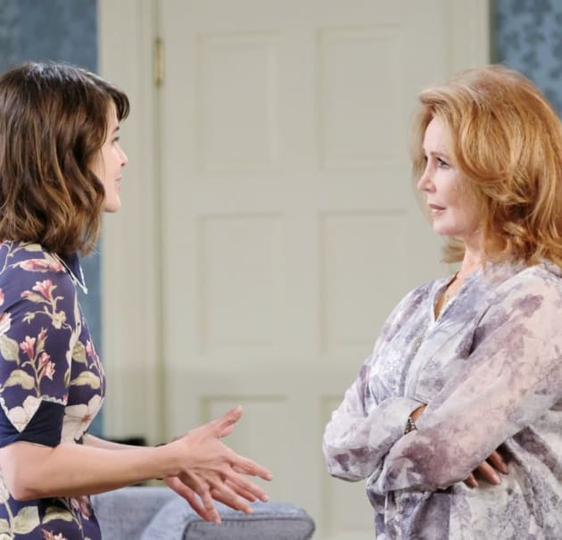 A Custody Battle Looms - Days of Our Lives