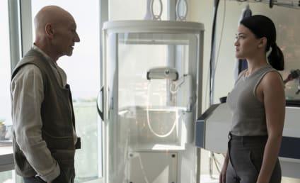 Star Trek: Picard Season 1 Episode 9 Review: Et in Arcadia Ego, Part 1
