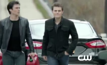 Vampire Diaries Sneak Peek: Road Trip, Interrupted
