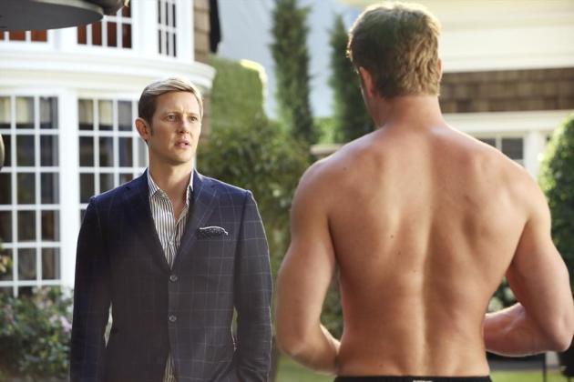 Nolan Looks Concerned