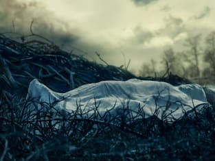Mourning a Death - American Gods