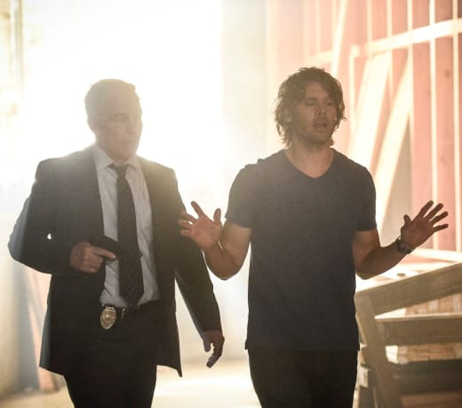 Back on the Beat - NCIS: Los Angeles Season 9 Episode 6