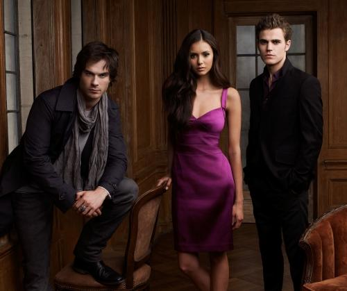 Vampire Diaries Cast Picture