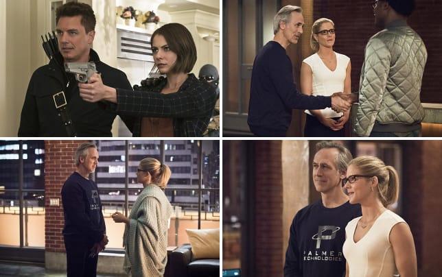 Dangerous partnership arrow season 4 episode 22