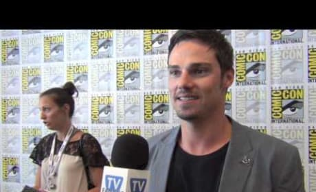 Jay Ryan Comic-Con Interview