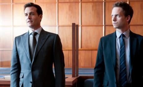Suits Season Finale Pic