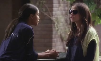 Pretty Little Liars Sneak Peeks: Eavesdropping and Bail Setting