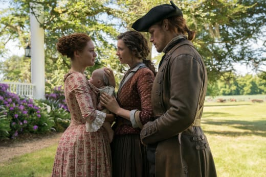 Family Reunited - H - Outlander Season 4 Episode 13