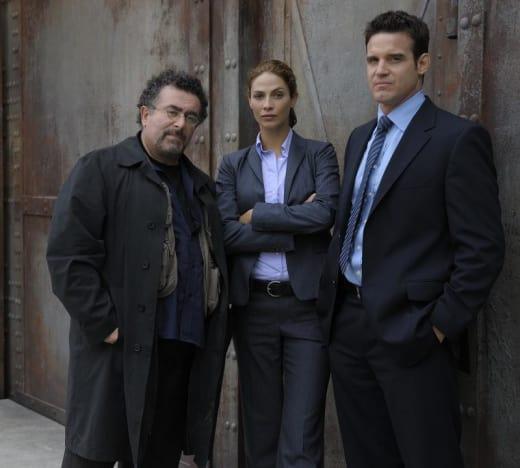Warehouse 13 Cast