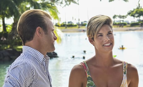 Danny's Sister Visits - Hawaii Five-0