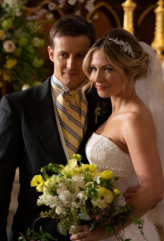 (TALL) Jamie and Eddie's Wedding Day - Blue Bloods Season 9 Episode 22