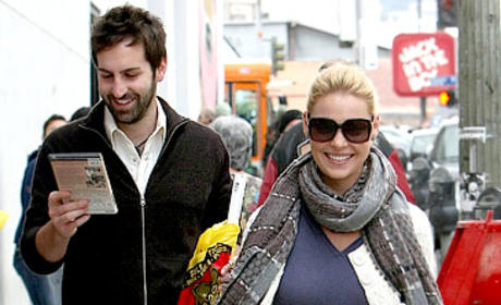 Katherine Heigl and Josh Kelley Pic