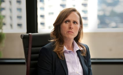 Molly Shannon Cast on Raising Hope Season 4