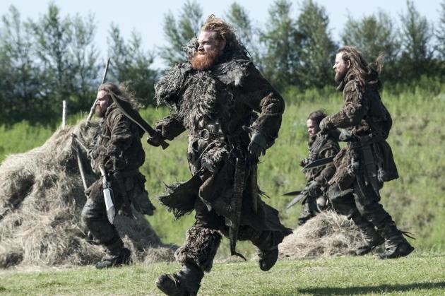 Tormund on the Run