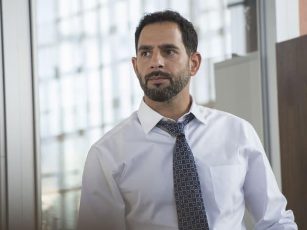 Reda Hashem Worries about His Client - Homeland Season 6 Episode 2