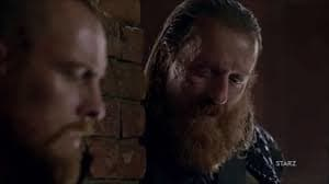 Hand Has Backbeard Issues - Black Sails Season 4 Episode 4