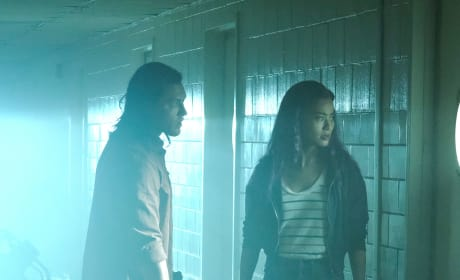 Thunderbird and Blink - The Gifted Season 2 Episode 4