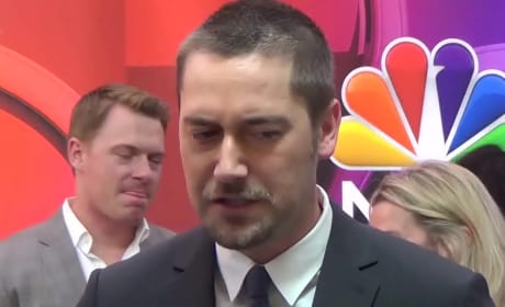 Ryan Eggold Upfront Interview