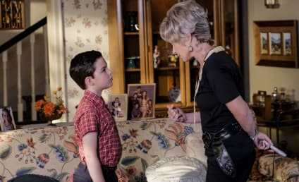 Watch Young Sheldon Online: Season 2 Episode 8