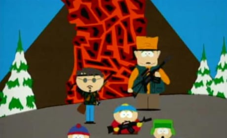 Volcano Picture
