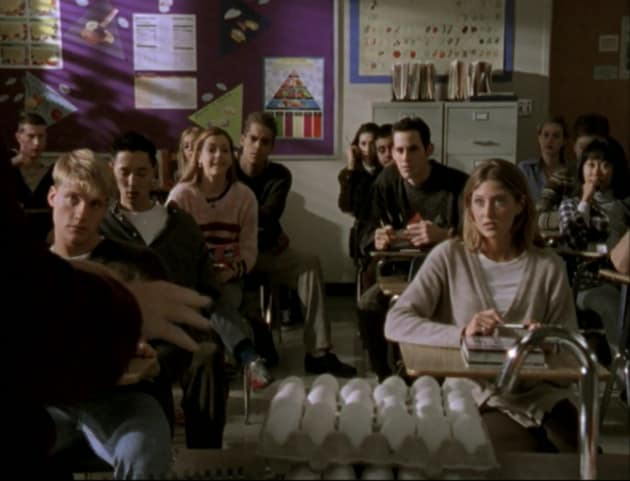 Class Project - Buffy the Vampire Slayer Season 2 Episode 12