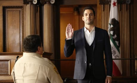 I'll Be Serious - Lucifer Season 2 Episode 10