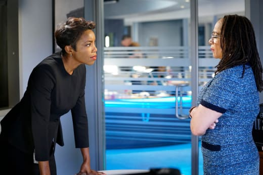 Goodwin Clashes With the COO - Chicago Med