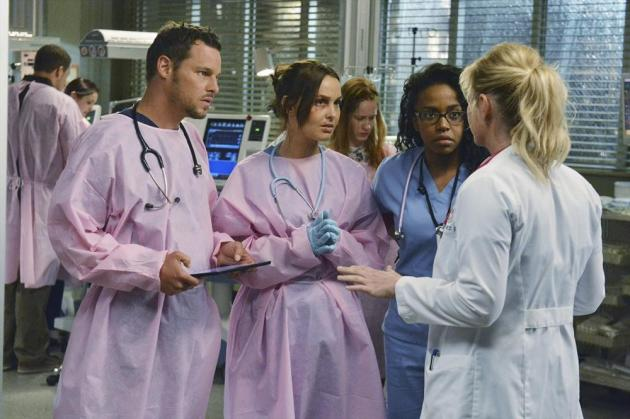 Grey's Season 9 Finale Pic