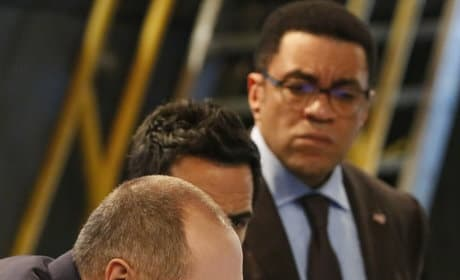 Harold is the MAN - The Blacklist Season 6 Episode 12