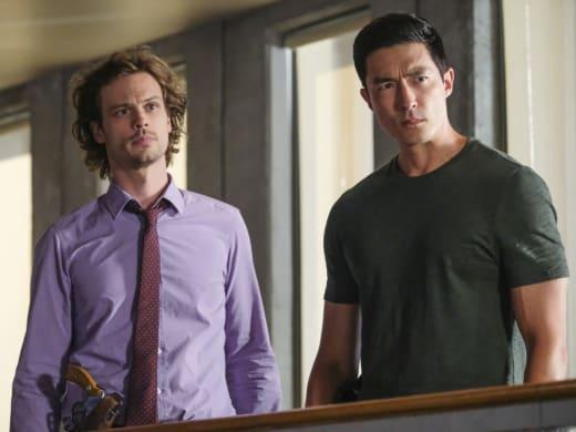 A Difficult Case - Criminal Minds Season 13 Episode 4