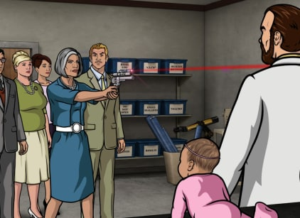 Watch Archer Season 6 Episode 2 Online