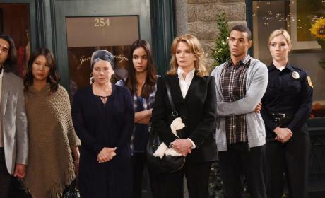 Waiting and Worrying - Days of Our Lives