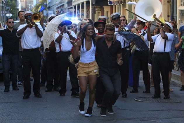 Partying in New Orleans - The Bachelor