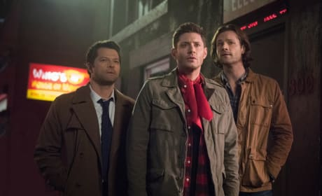 Dean's Inspired By Fred - Supernatural Season 13 Episode 16