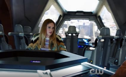 DC's Legends of Tomorrow Preview: Are We Heading Into A Love Triangle?