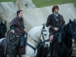 Riding Together - Outlander