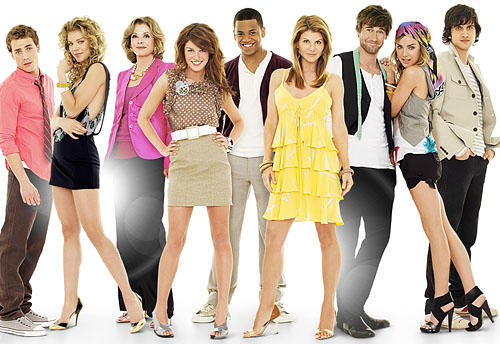 New 90210 Cast