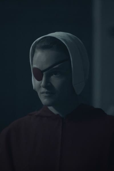 Janine Comes With A Warning  - The Handmaid's Tale Season 3 Episode 13